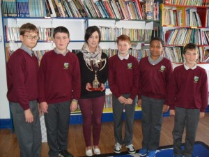 Tuam Education Centre Maths Competition
